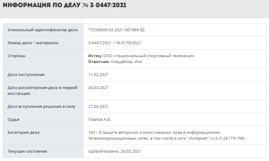 блокировка сайта 4pda.ru
